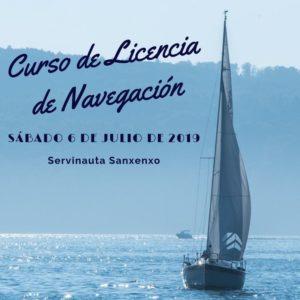 Curso de Licencia de Navegación (1)